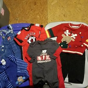 Other - Boys size 3-6 month clothing